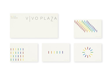 「VIVO PLAZA」DM